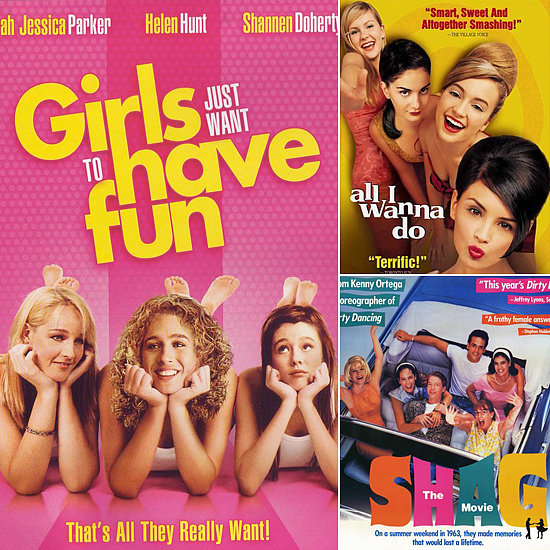 Girlie Movie Marathon