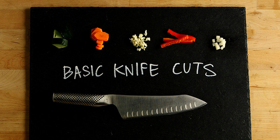 Sharpen Your Knife Skills With These 5 Basic Techniques!