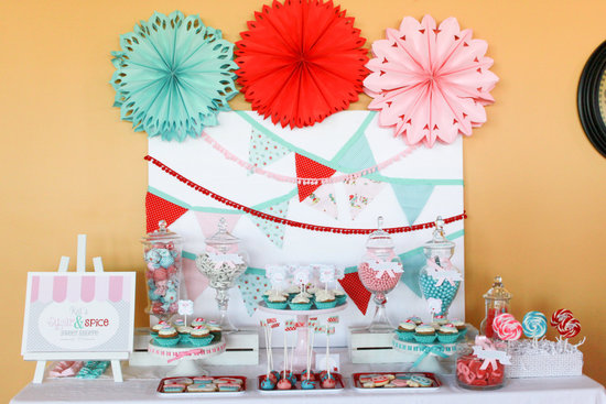 Sugar and Spice Baby Shower