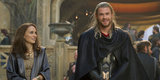 Chris Hemsworth and Natalie Portman Reunite in the Trailer For Thor: The Dark World