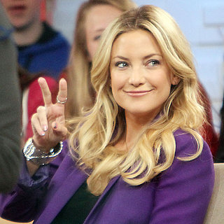 Kate Hudson Interview on Good Morning America April 2013