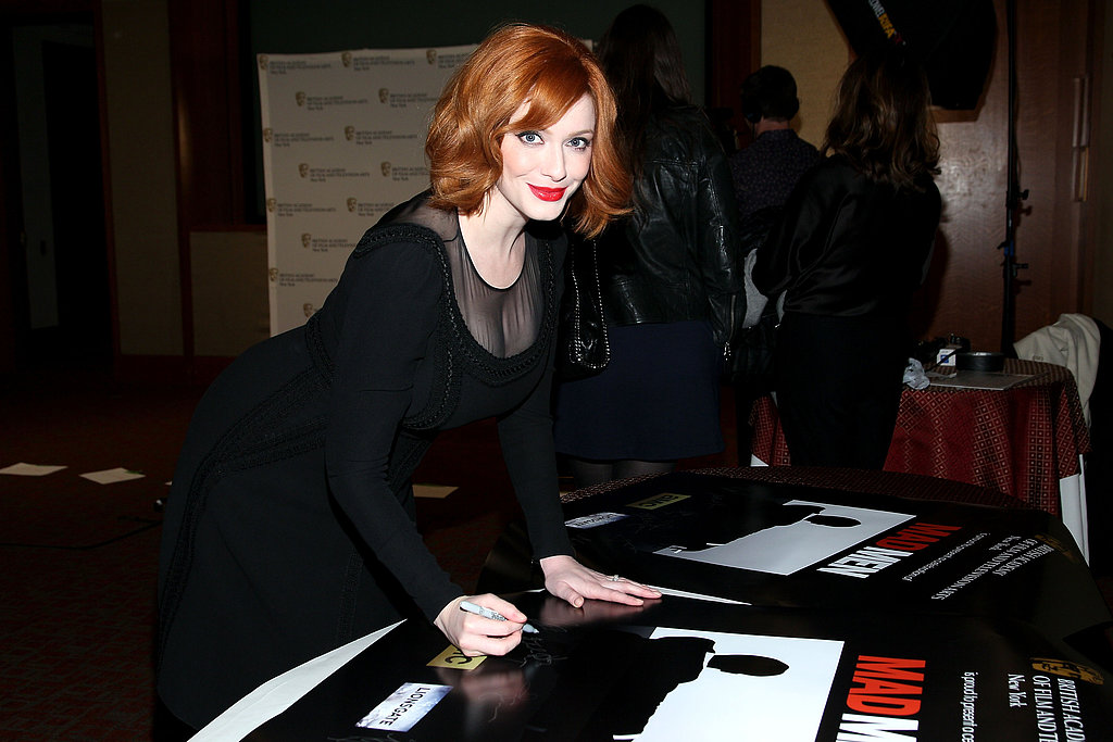 The Mad Men Cast Celebrates a Big Week in NYC
