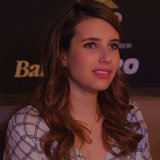 Emma Roberts Interview For Adult World | Video