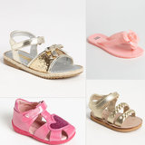Peep Toes! 13 Sweet Sandals For Little Girls