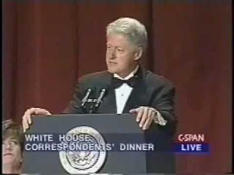 Clinton's Farewell Speech