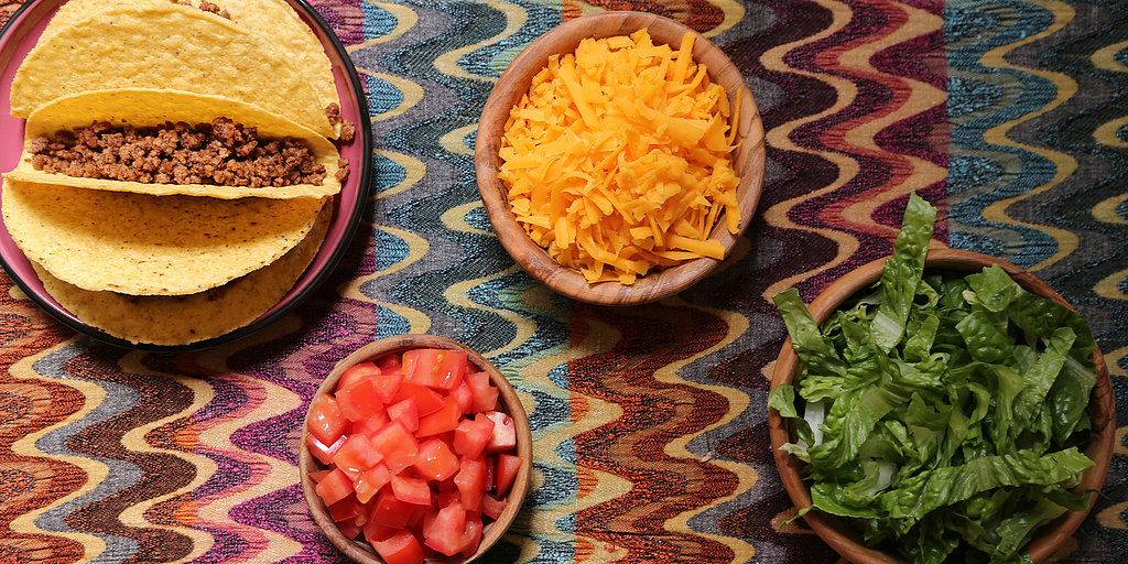 Tex-Mex Tacos Take No Time to Make