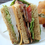 Turkey Club Sandwich