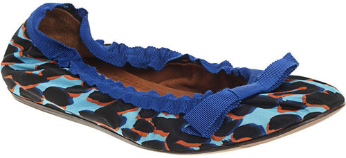 Trend Alert: Wild Flats