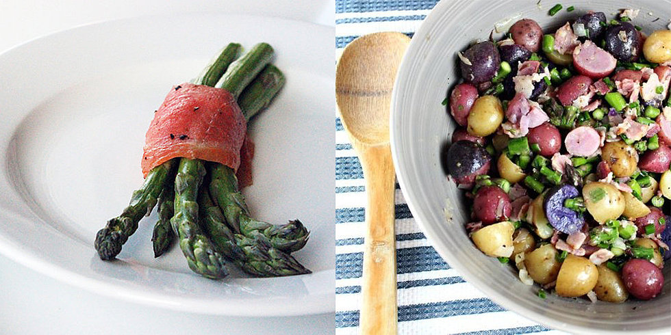 Healthy Asparagus Recipes That Celebrate Spring