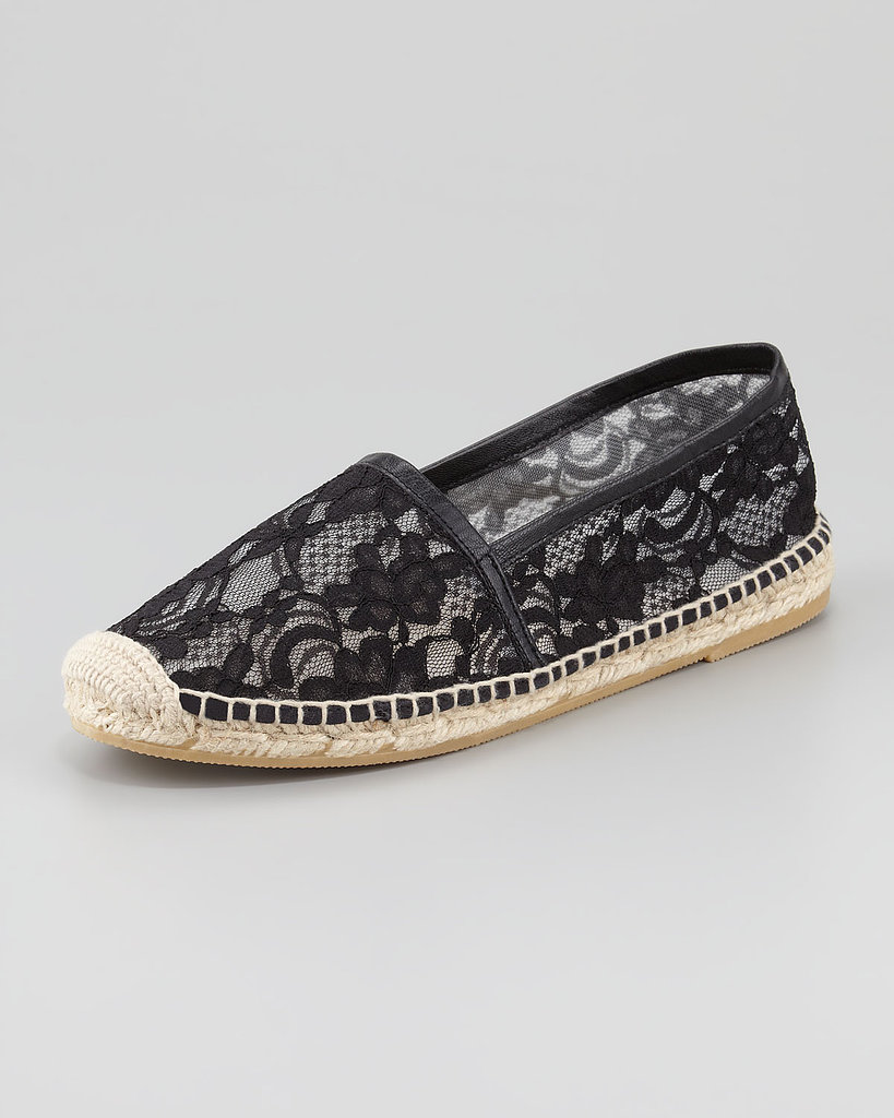 Your mother would surely appreciate these chic Bettye Muller lace espadrilles ($150), perfect for pairing with dresses and cropped trousers.