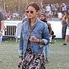 Celebrities Wearing Denim Jackets