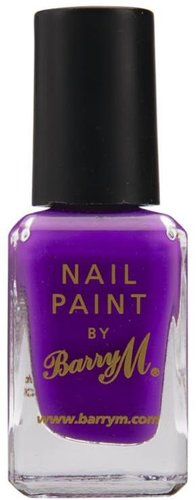 Barry M Nail Paint - Bright Purple