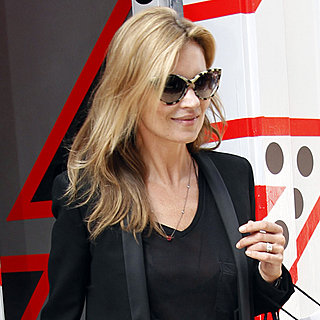 Kate Moss Shopping in London | Photos