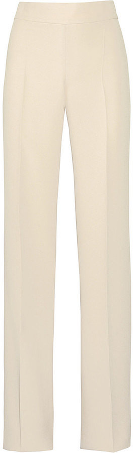 . . . and finish the look with these Calvin Klein Collection Perm Stretch-Cady Wide-Leg Pants (£495).