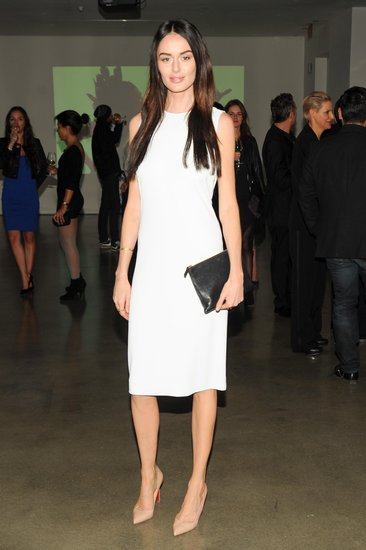 Nicole Trunfio at the Natural Beauty book launch in New York. Source: Neil Rasmus/BFAnyc.com
