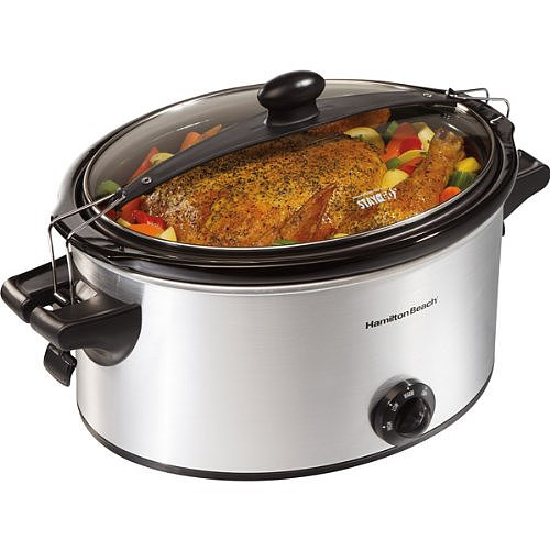 Crockpot Food For Lazy Cooks