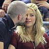 Shakira Kissing Gerard Pique | Photos