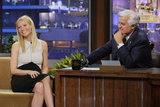 Gwyneth Paltrow appeared on The Tonight Show.