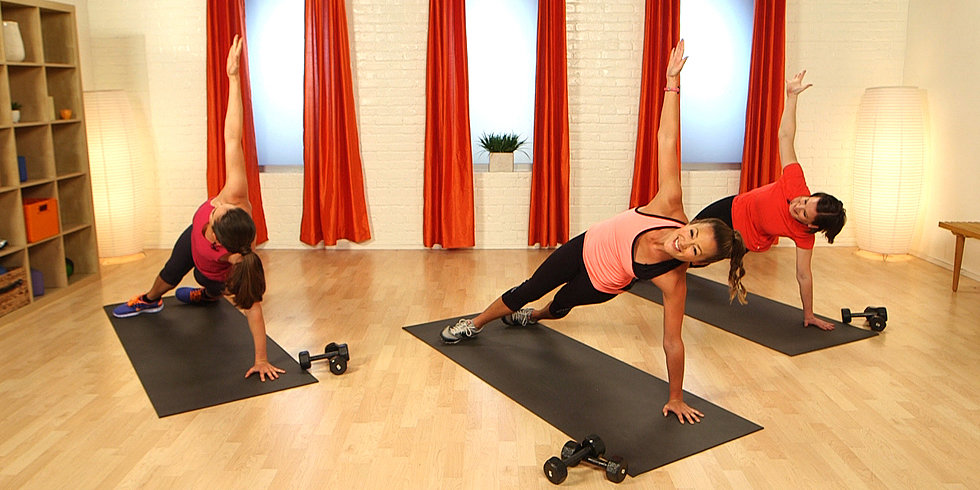 A 10-Minute Cardio and Core Workout to Get You Bikini-Ready