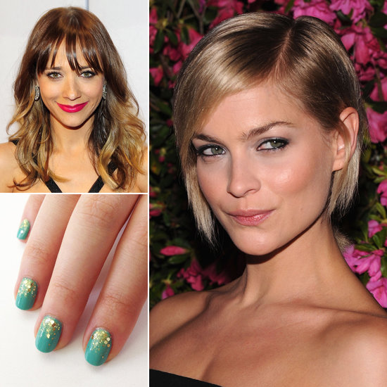 Your Top 10 Pins: DIY Nail Art and Tribeca Festival Beauty