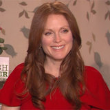Julianne Moore Interview on The English Teacher | Video
