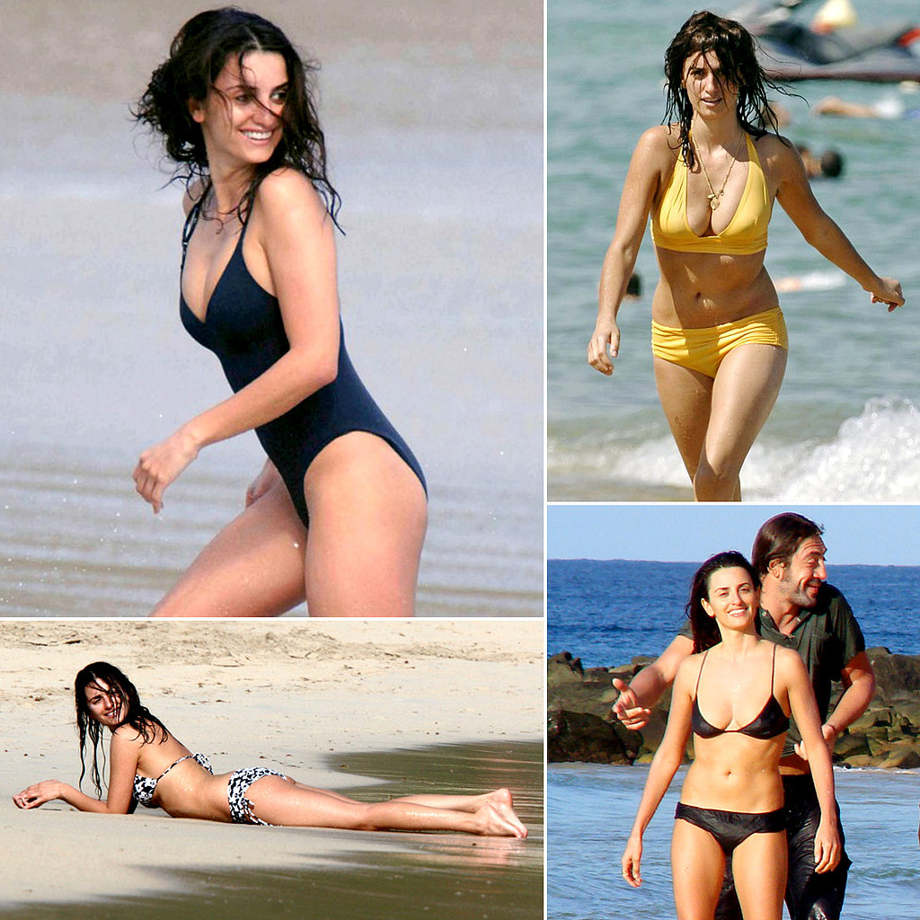 Penélope Cruz Is 40! See Her Hottest Moments on the Beach and Beyond