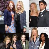 All the Stars at the Tribeca Film Festival!