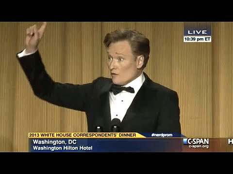 Conan O'Brien's Speech