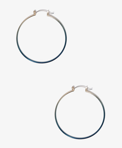 FOREVER 21 Ombr Hoops
