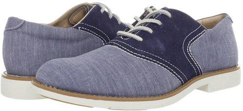 Sperry Top-Sider - Jamestown Saddle Oxford (Navy) - Footwear