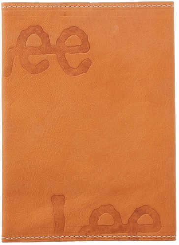 Lee ブックカバー3(レザー 文庫サイズ)