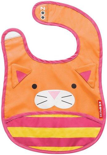 Skip Hop Zoo Bib -  Cat