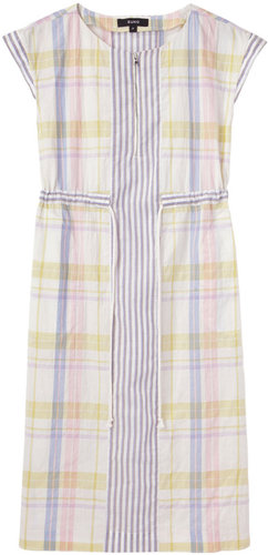 Suno / Drawstring Jumper Dress