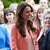 Kate Middleton Pregnant on Royal Wedding Anniversary Photos