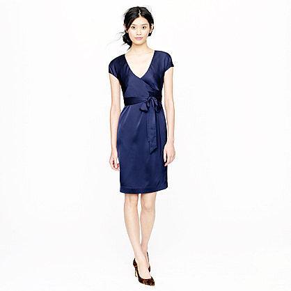 Cecelia shift dress in tricotine