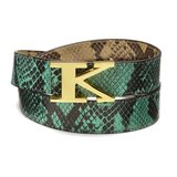 C. Wonder Reversible Snake Belt and Buckle
