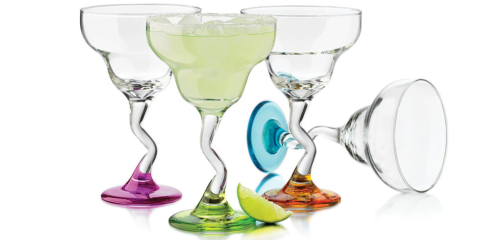 9 Festive Margarita Glasses For Cinco de Mayo