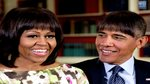 Video: Barack Obama Decides to Copy Michelle's Bangs for the White House Correspondents' Dinner!
