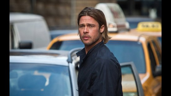Video:  Behind the Scenes of Brad Pitt's Battles With Making World War Z!