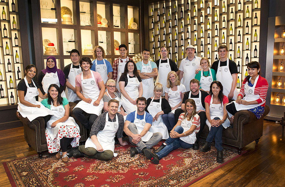 Meet the Top 22 MasterChef Contestants 2013