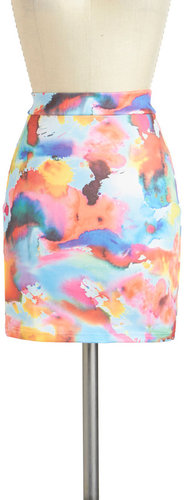 Splatter Quaint Skirt
