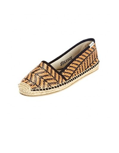 I'm always looking for footwear that is just as comfortable as it is fashionable, and I think I've found just that with these Soludos raffia espadrilles ($65). I can envision spending all Summer in them — they'll bring everything from my denim cutoffs to dresses to life.  — Melody Nazarian