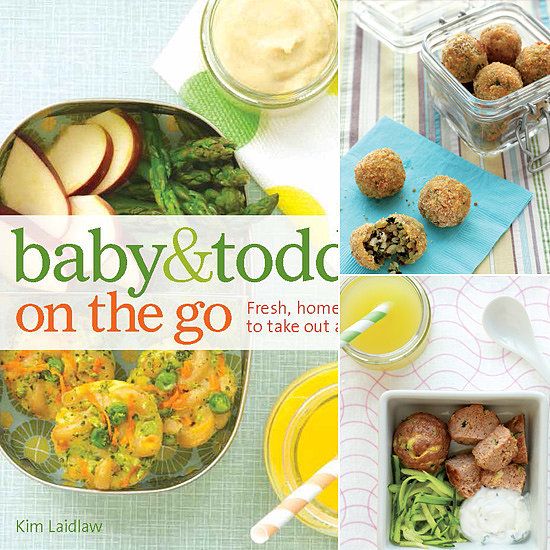 A New Cookbook That's Just For On-the-Go Mamas