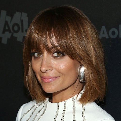 Nicole Richie and Alice Eve Debut Bob and Fringe Haircuts