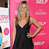 Jennifer Aniston at Yogalosophy Launch in LA