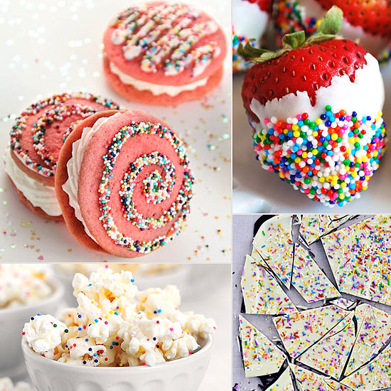 16 Sweet Ways to Celebrate With Sprinkles!
