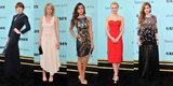 Celebrities Frock Up for The Great Gatsby World Premiere