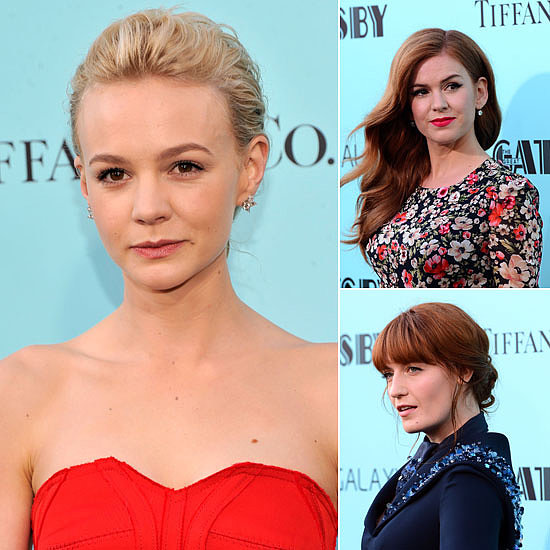 See the Beauty Looks From The Great Gatsby World Premiere