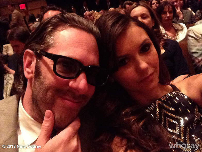 Nina Dobrev attended the premiere of The Great Gatsby with a pal. Source: Nina Dobrev on Who Say