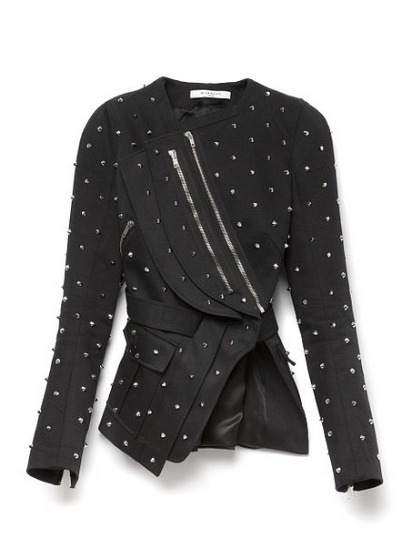 Givenchy Embellished Cotton Jacket ($6,200)